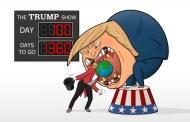 """Gachupines celebran que Trump llame a Venezuela """"estado canalla"""""""
