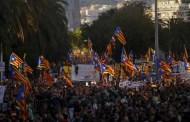 UN MILLÓN DE CATALANES PIDEN LA LIBERTAD DE LOS PRESOS POLÍTICOS