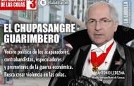 """EL VÁMPIRO ANTONIO LEDEZMA, DE POLÍTICO PRESO POR GOLPISTA A """"PRESIDENTE"""" EN EL EXILIO"""