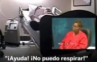 Así asesinan en los hospitales de EE UU...
