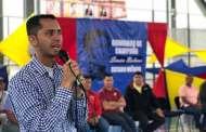 MÉRIDA: Candidato al CLEBM Jesús Araque presentó propuestas para mejorar servicios básicos