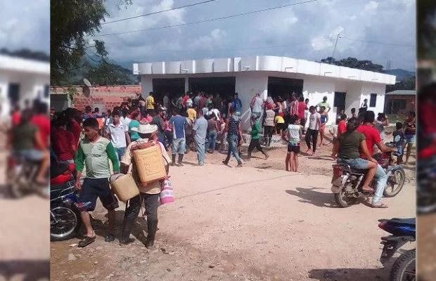 El premio nobel de la paja, Juan Manuel Santos, intensifica sus matazones en Colombia...