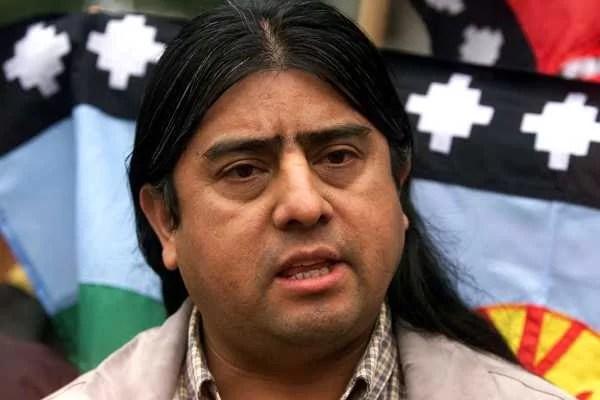 "Mapuches Aucán Huilcamán: ""Queremos formar un gobierno mapuche independiente de Chile"""