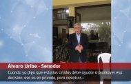 Clarito pues:  Álvaro Uribe pidió a EE UU pocas horas antes del atentado derrocar al gobierno de Venezuela...