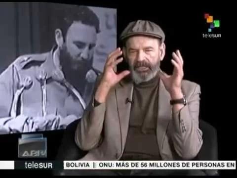 Sant Roz entrevista Periodista cubano Ángel Guerra Cabrera ...