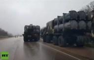 Los gringos se van a llevar severa paliza en Crimea... Rusia refuerza con misiles de defensa costera y sistemas antiaéreos la península de Crimea...