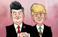 Mierda!: el imbécil de Peña Nieto le concede la más distinción a Kushner, el imbécil yerno de Trump...