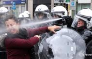 Esto pasa en el gobierno de Macrón que vive hablando pendejadas contra Venezuela..., ubícate mari...cón...
