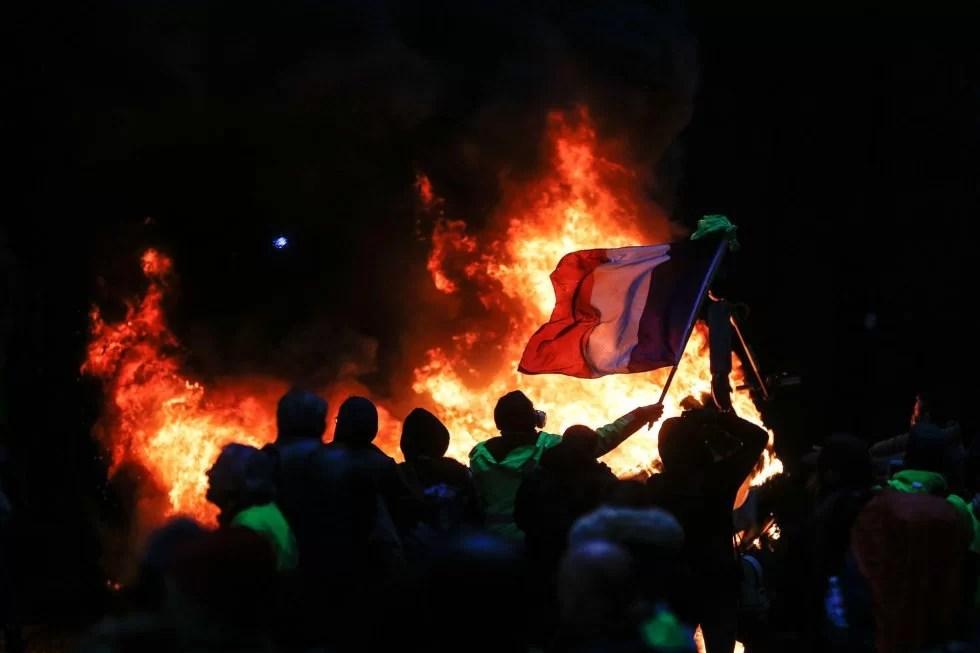 Francia: La imaginación al poder