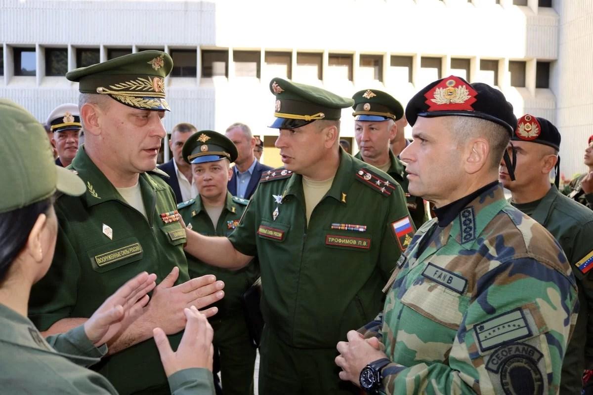 Venezuela activó mesas de trabajo con Rusia para elevar capacidad de defensa