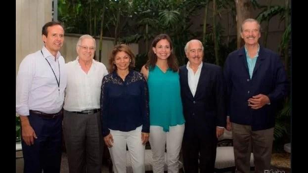 Mierda!: cerdos ex-presidentes de AL insultan al Papa por pedir concordia para Venezuela...