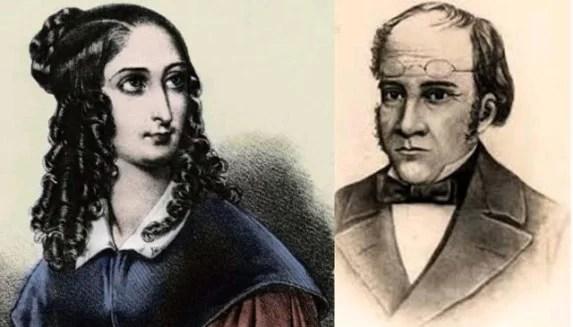 Flora y Samuel: vidas paralelas