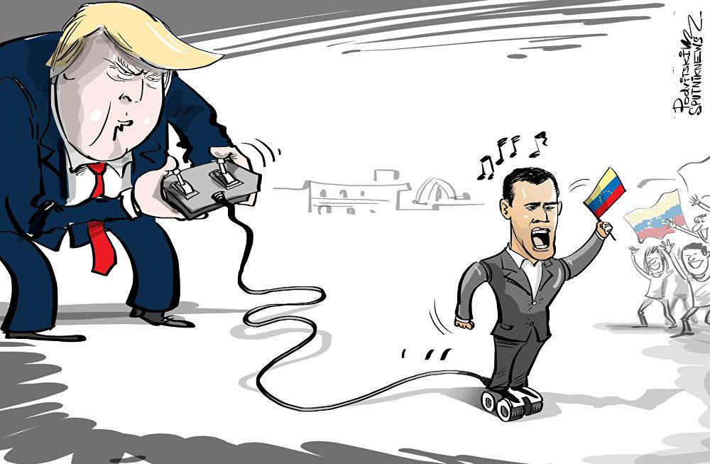 """Guaidó en el The New York Times: Se administrará la salida de Maduro """"con el mínimo derramamiento de sangre"""""""