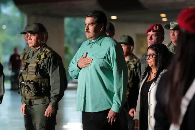 Presidente Maduro llama a solidaridad internacional con Venezuela