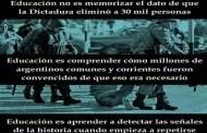A 43 años del genocidio argentino...