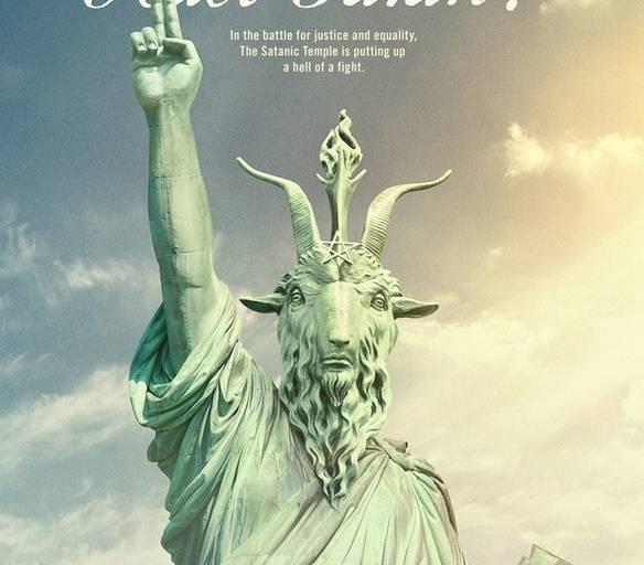 EE UU, un país de enfermos mentales, miren esto: Templo Satánico es reconocido oficialmente como Iglesia en Estados...