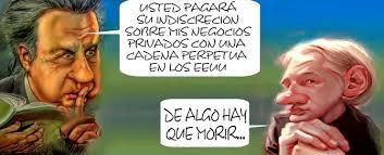 Y Lenín Moreno la mayor puta del planeta...