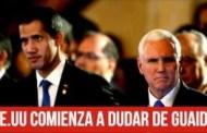 Las 3 fases del Plan Guaidó: De la euforia al silencio de un fracaso rotundo