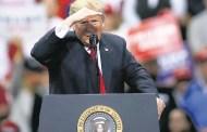 Diez mil engaños de Trump en 800 días