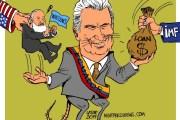 Lenin Moreno es el mayor cerdo traidor de América Latina... Santander se quedó pendejo...