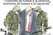 La oligarquía Colombiana esta que no aguanta dos pedidas para invadir a Venezuela...