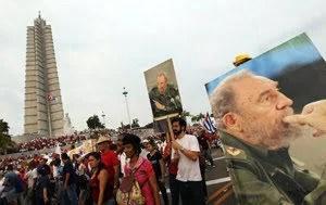 Fidel y la hazaña revolucionaria de Cuba...