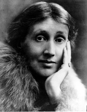 Virginia Woolf, en Londres...