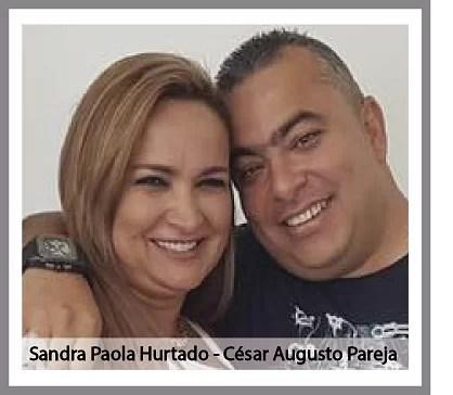 COLOMBIA: el regreso de la ex gobernadora Sandra Paola Hurtado y de Toto, el consorte...
