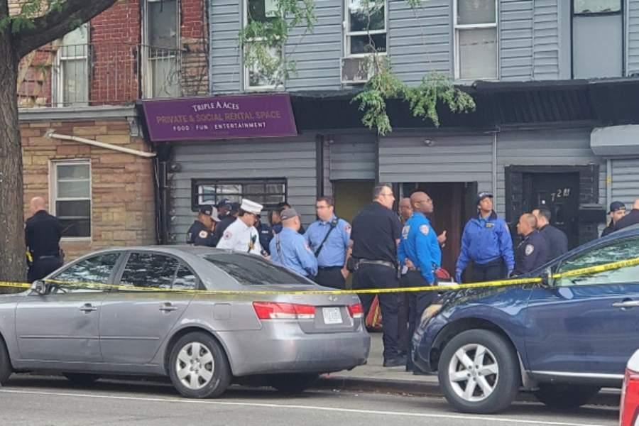 Otra matazón entre gringos, deja 4 muertos, en Brooklyn, Nueva York...
