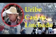 Colombia: Abucheo y censura - Las palabras que matan...