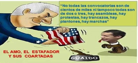 CLAVES PARA DESCIFRAR Y CONFRONTAR LA NARRATIVA DE GUAIDO,... EL LENGUAJE ORWELLIANO DEL DOBLE DISCURSO Y LA POST-VERDAD...