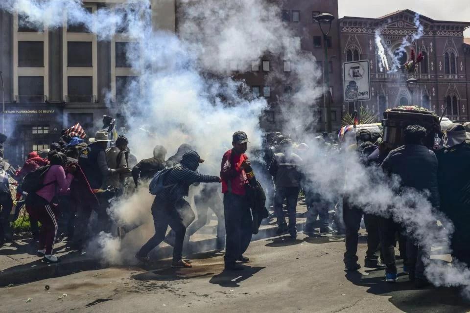 Breve historia de los golpes en América latina