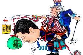 Coooooño... Hay cursis que baten récord en sus payasadas. Miren al presidente narcotraficante de Honduras lo que dice...