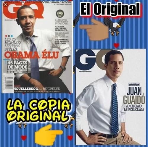 Dios mío!, lean esto y aguanten el chaparrón!...: Guaidó saltó, se ensartó y repitió… entrevista candanga de ABC!...