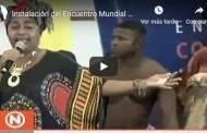 Vea la Instalación del Encuentro Mundial contra el Imperialismo en Hotel Alba Caracas (+Video)