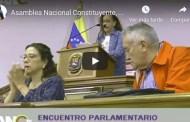 Asamblea Nacional Constituyente, 23 Enero 2020, rebelión contra Pérez Jiménez y fracaso de Guaidó (+Video)
