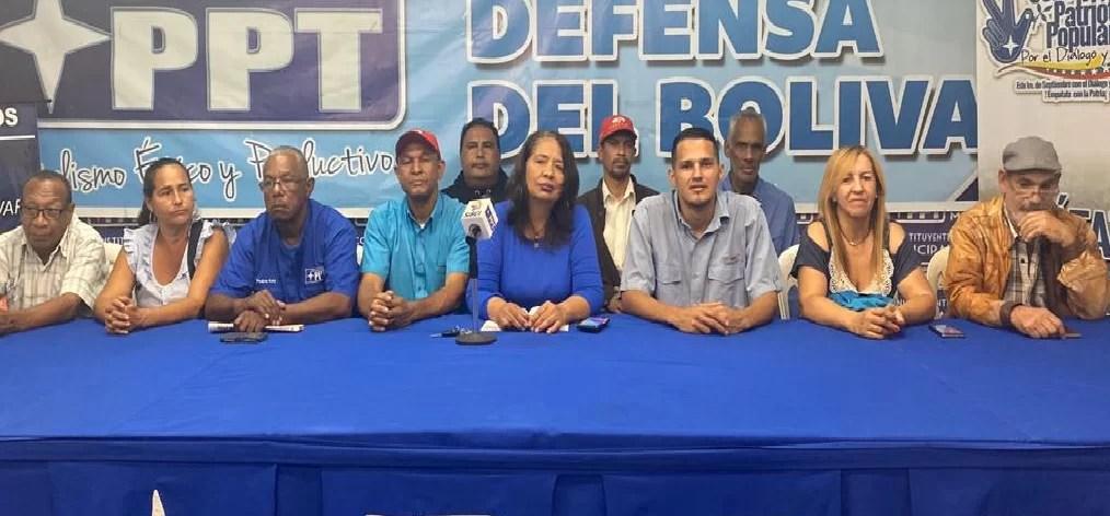 Ilenia Medina: PPT solicita al Pdte Maduro intervenga Ministerio del Trabajo por aceptar desacato de empresas