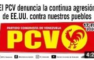 Vea parte de la rueda de prensa del buró político del PCV 17FEB2020 (+Video)