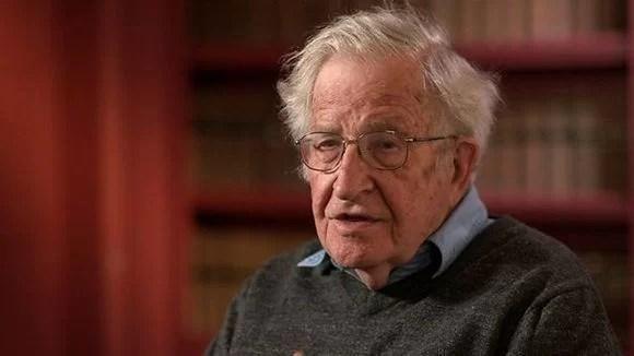 Chomsky: La pandemia, muestra del fracaso del mercado