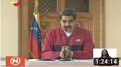 Reporte Coronavirus Venezuela 22/03/2020: Maduro decreta medidas económicas y radicaliza cuarentena