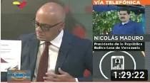 Reporte Coronavirus Venezuela, 23/03/2020, Jorge Rodríguez y Nicolás Maduro, aumentan cuarentena