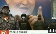 ZODI La Guaira reitera compromiso y lealtad a la Patria de Bolívar y al Pdte. Maduro (+Video)