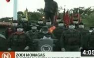 ZODI Monagas reitera su lealtad al Comandante en Jefe Nicolás Maduro