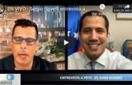 Los disparates que dijo Juanito Alimaña en la entrevista con Sergio Novelli