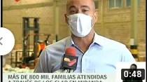 Más de 800 mil familias atendidas a través de los CLAP en el edo. Miranda (+Video)