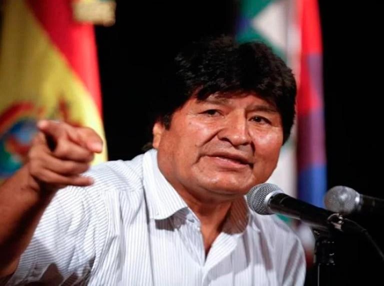 Evo Morales alerta de tercer golpe en Bolivia