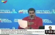 Presidente Nicolás Maduro en jornada de miércoles productivos, 27 mayo 2020 (+Video)