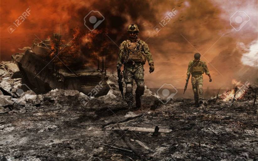 Otro Fantasma Revoletea sobre los Estados Unidos / El suicidio de veteranos