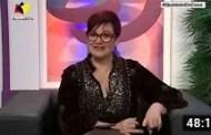 María Alejandra Díaz, programa especial sobre la Guayana Esequiba con Ramón Moreno (+Video)