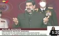 Presidente Maduro explica por qué SUSPENDE EXPULSIÓN de embajadora de la Unión Europa en Venezuela (+Video)
